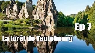 Documentaire Randonnées sans frontières – La forêt de Teutobourg