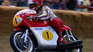 Documentaire Agostini, pilote moto GP de légende