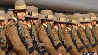 Documentaire Forces spéciales : les Gurkhas