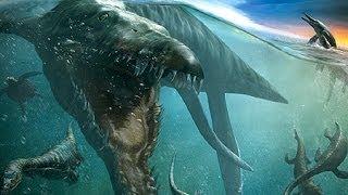 Documentaire Dinosaures du jurassique (2/3) : Les monstres marins