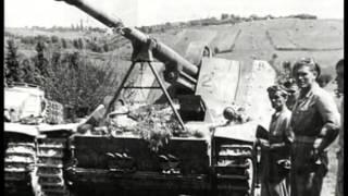 Documentaire L'artillerie blindée allemande