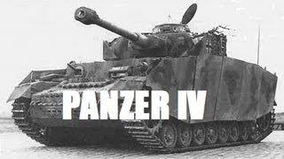 Documentaire Le tank Panzer 4, chef de file de l'armée allemande