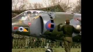 Documentaire Avions de chasse – le Harrier
