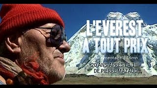 Documentaire Gravir l'Everest