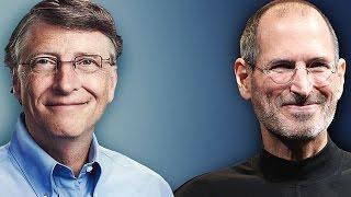 Documentaire Steve Jobs vs Bill Gates, une rivalité au sommet