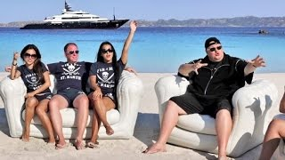 Documentaire Le plus célèbre pirate du net, Kim Dotcom
