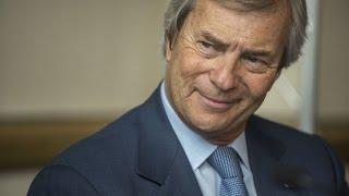 Documentaire Les plus grands milliardaires de France, Vincent Bolloré