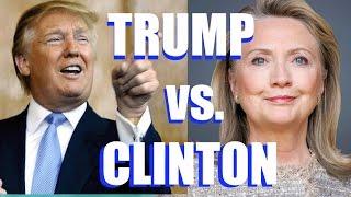 Documentaire Etats-Unis, Donald Trump VS Hillary Clinton