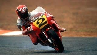 Documentaire Randy Mamola le plus flamboyant des pilotes moto de Légende