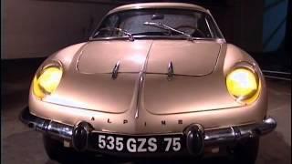 Documentaire La berlinette alpine de Renault, reine des rallyes