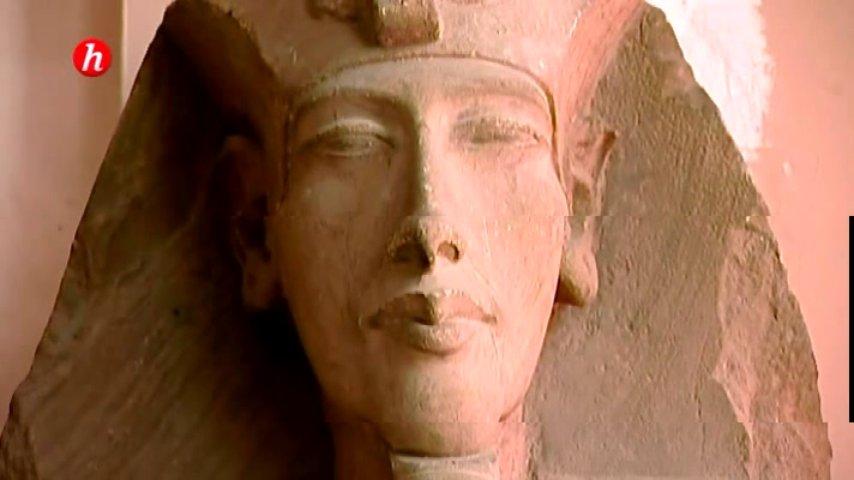 Documentaire Akhetaton, 1350 av