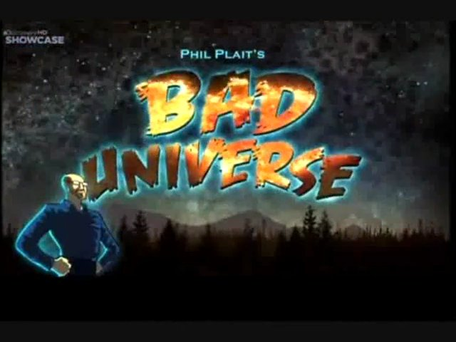 Documentaire Bad Universe – Etoiles de la mort