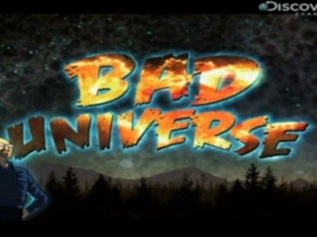 Documentaire Bad universe – Les explosions d'étoiles