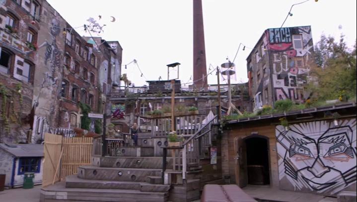 Documentaire Berlin, le mur des sons