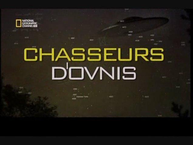 Documentaire Chasseurs d'ovnis – Des aliens dans la jungle