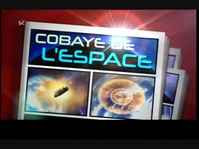 Documentaire Cobaye de l'espace – Callisto