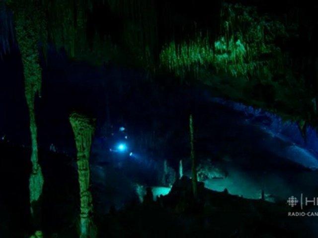 Documentaire Planète Terre – Les cavernes