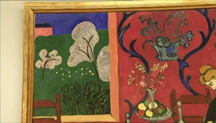 Documentaire Duel Matisse VS Picasso : la couleur et le dessin