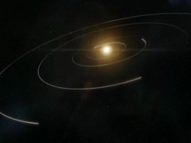 Documentaire L'empire du système solaire – Du chaos a l'ordre