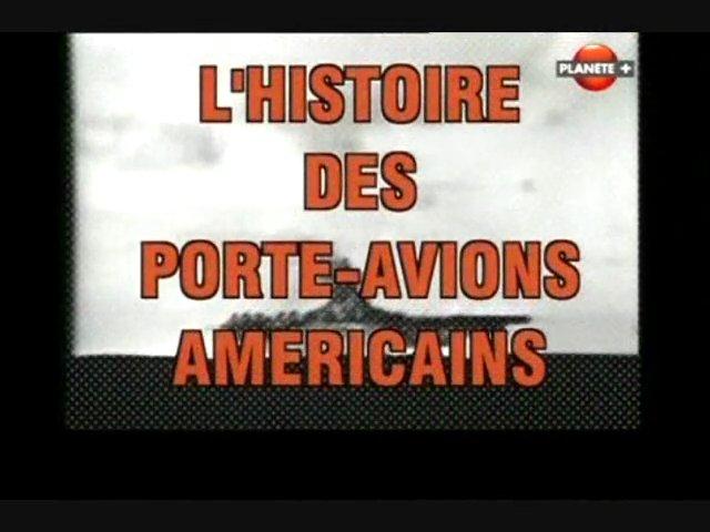 Documentaire Histoire des porte-avions américains – La bataille de Midway