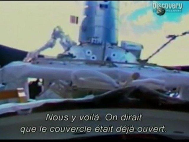 Documentaire ISS, la station spatiale internationale
