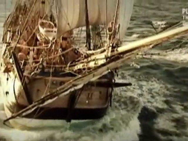 Documentaire James Cook, La naissance d'un explorateur