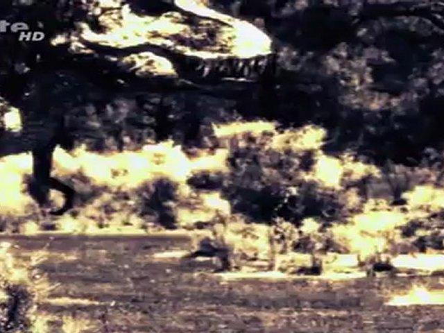 Documentaire Jurassic Fight Club – Les chasseurs de T-Rex