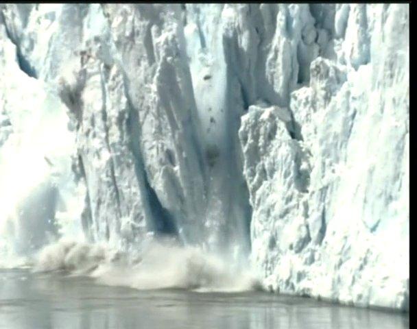 Documentaire Puissante planète – La glace et les glaciers