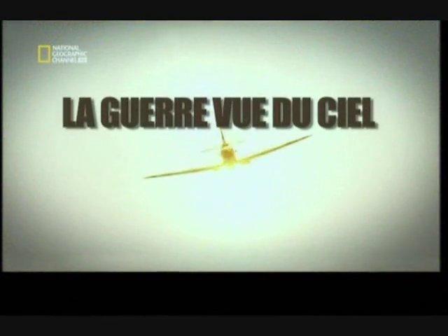 Documentaire La guerre vue du ciel – George Beurling