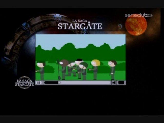 Documentaire La saga Stargate (2/2)