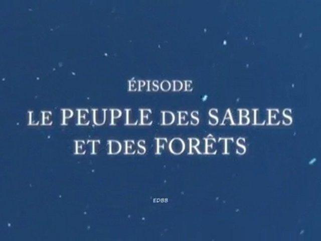 Documentaire Le peuple des océans – Le peuple des sables et des forêts