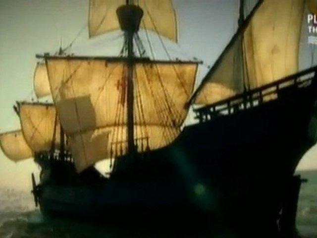 Documentaire Le tour du monde de Magellan