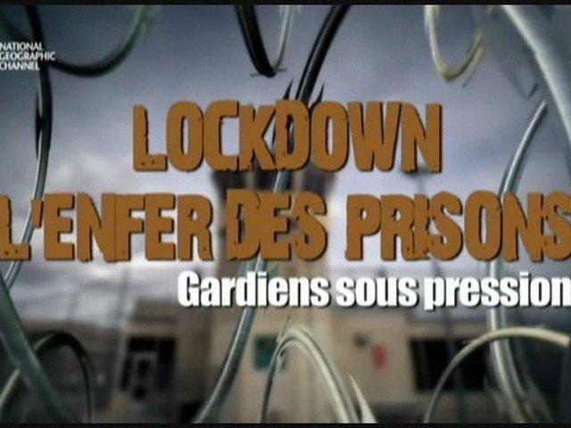Documentaire L'enfer des prisons – Gardiens sous pression