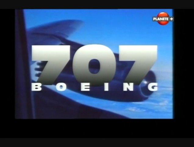 Documentaire Les ailes de légende – Le Boeing 707 C135