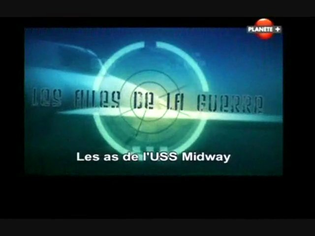 Documentaire Les as de l'USS Midway