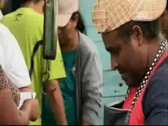 Documentaire Les crevettes de la discorde