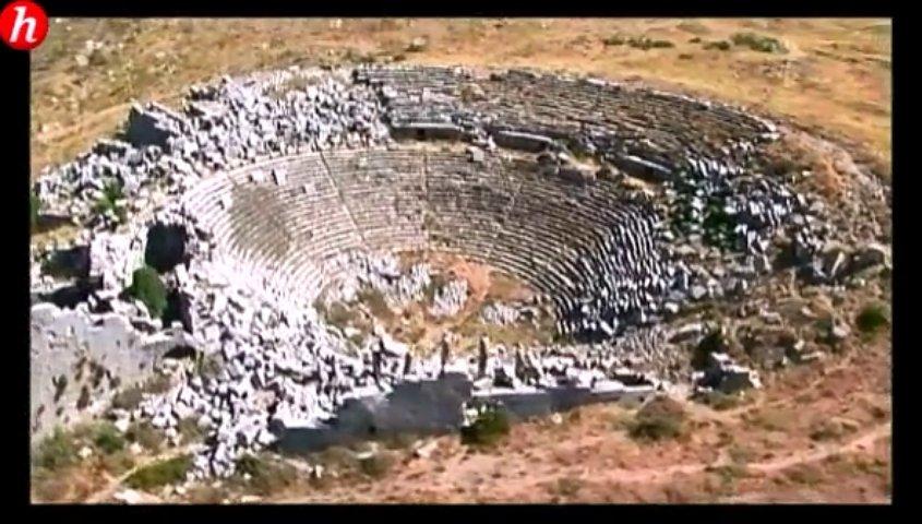 Documentaire Les derniers Romains
