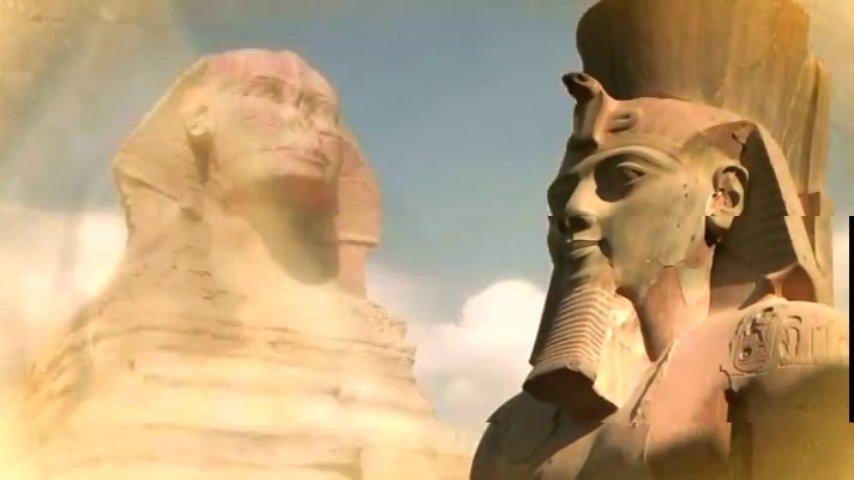 Documentaire Les temples du pouvoir en Egypte