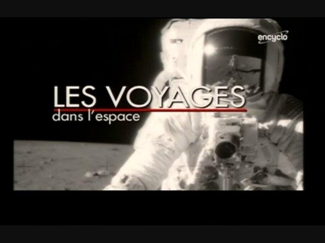 Documentaire Les voyages dans l'espace – La face cachée de la lune
