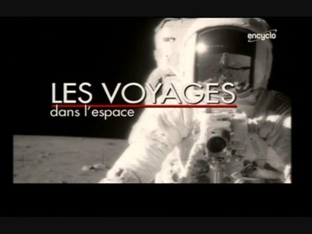 Documentaire Les voyages dans l'espace – Un petit pas pour l'homme