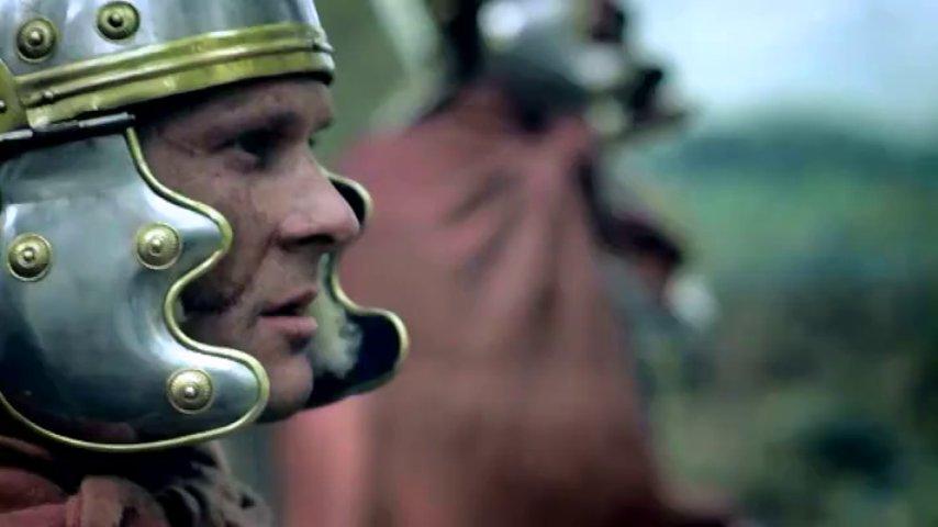 Documentaire L'invasion romaine