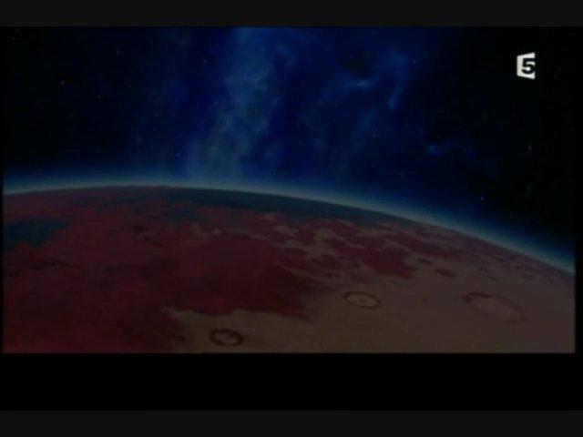 Documentaire Mars, une nouvelle Terre ?