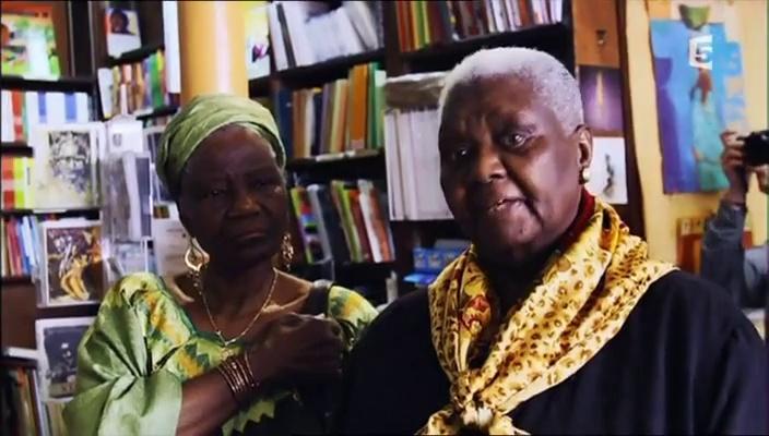 Documentaire Maryse Condé, une voix singulière