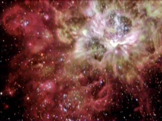 Documentaire Une nuit dans le cosmos – Nébuleuses & Galaxies