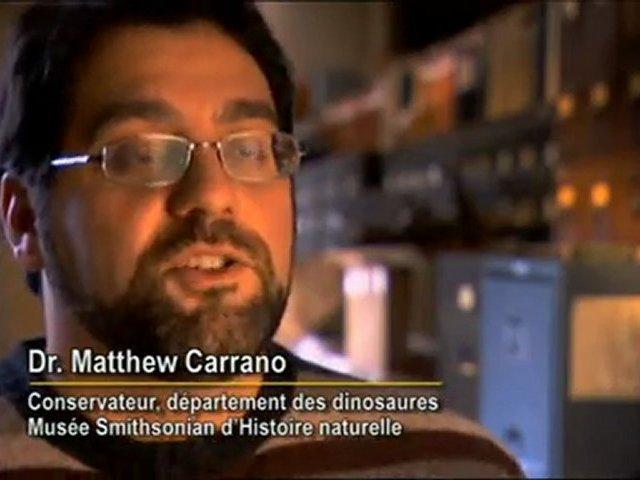 Documentaire Piège mortel pour les dinosaures