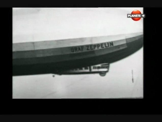 Documentaire Plus léger que l'air – La montée du Zeppelin