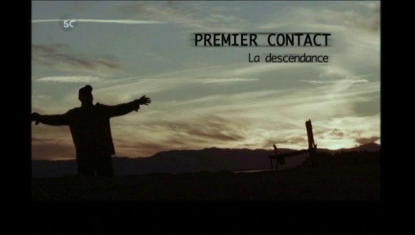 Documentaire Premier contact – Les descendants