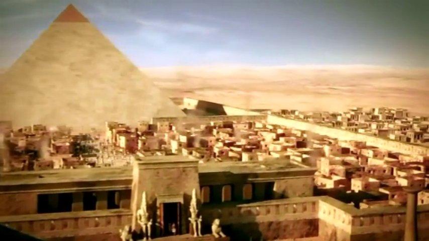 Documentaire Qui a pillé la tombe d'Amenemhat III ?