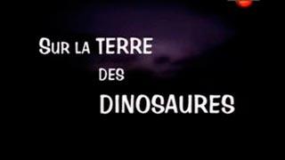 Documentaire Sur la terre des dinosaures – Les maîtres du ciel