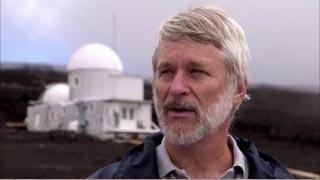 Documentaire Entre Terre et Ciel – Hawaii, l'observatoire du climat